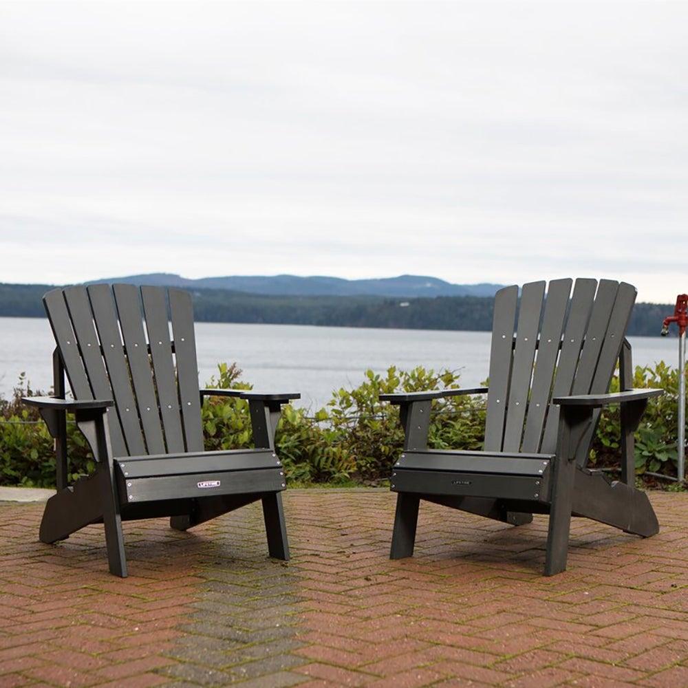 Best Composite Adirondack Chair: Plastic/Resin Adirondack Chair ($235)