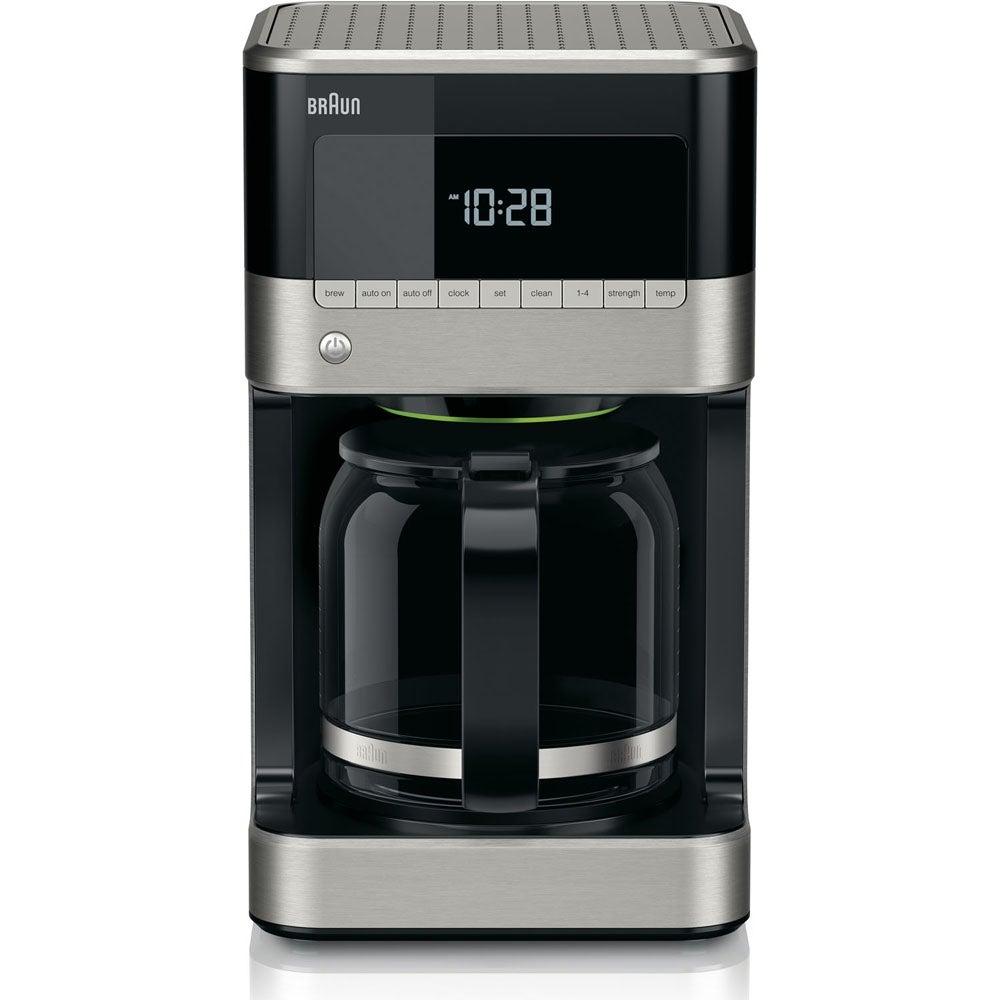 Best Overall: Braun KF7170SI BrewSense ($110)
