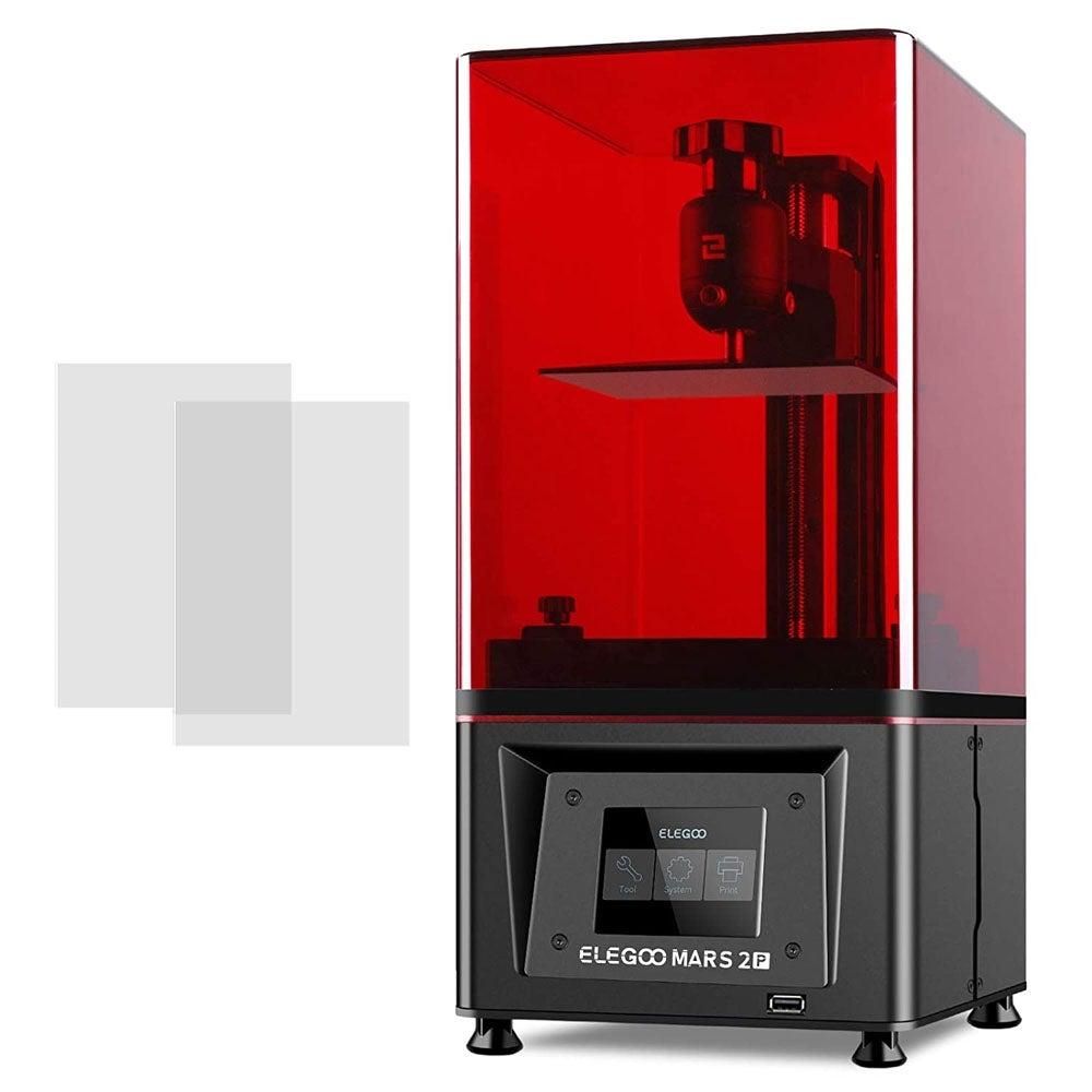 Best Resin 3D Printer: Elegoo Mars 2 Pro ($270)