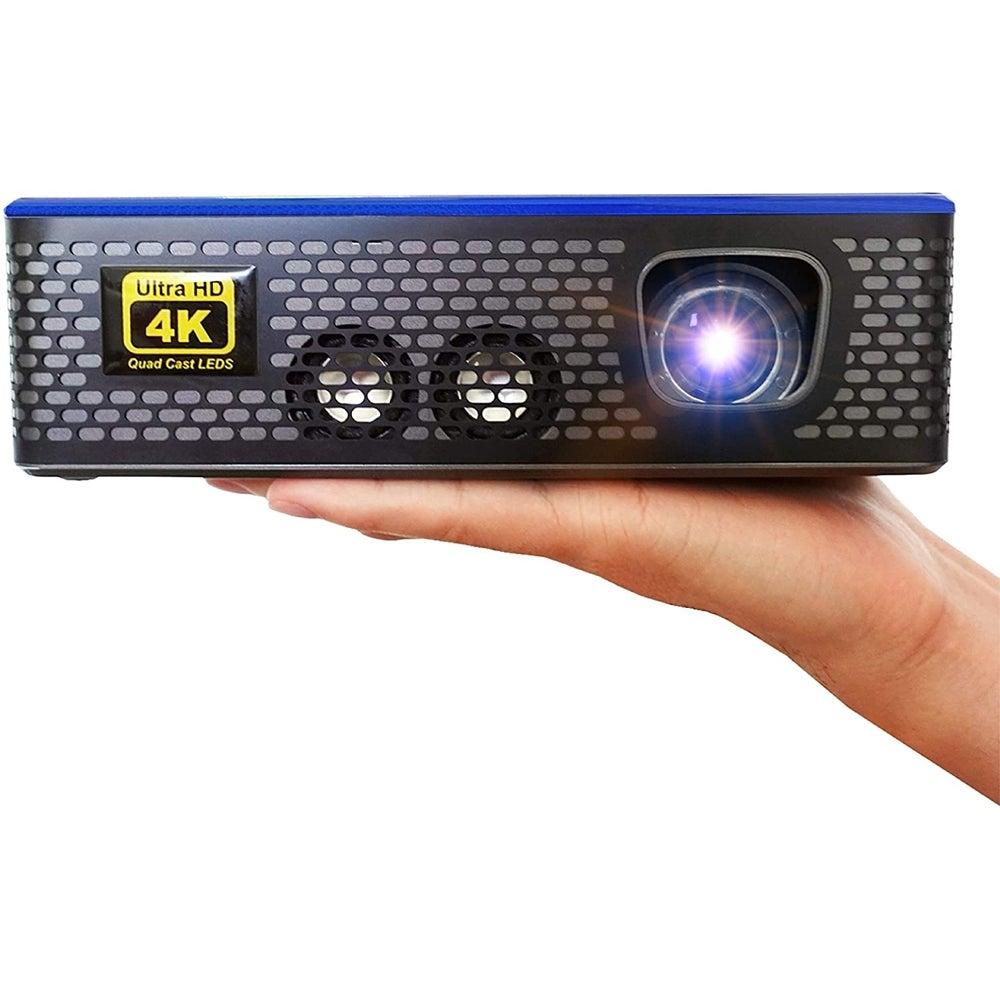 Best Budget 4K Projector: AAXA 4K1 ($850)