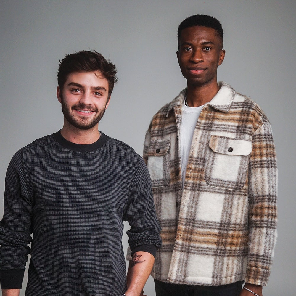 Oliver Zak and Selom Agbitor, 24 Cofounders, Mad Rabbit Tattoo