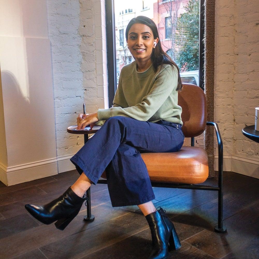 Naomi Shah, 26 founder, Meet Cute
