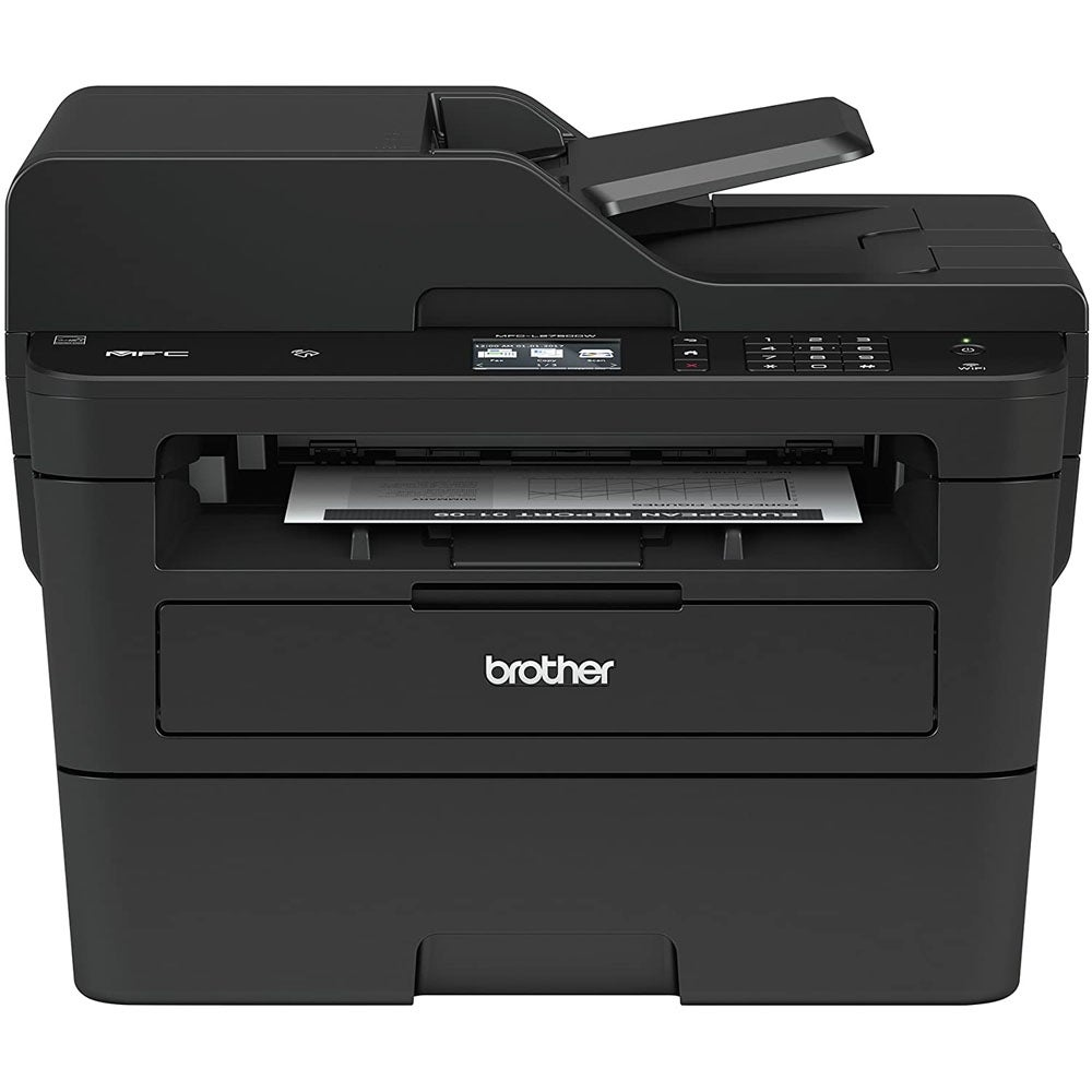 Best for Small Business: Brother MFCL2750DW ($400)