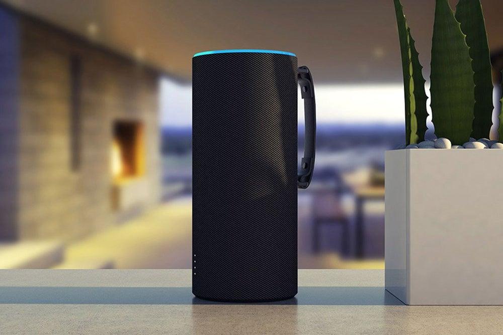 SkyTote Battery Sleeve for Amazon Echo 2