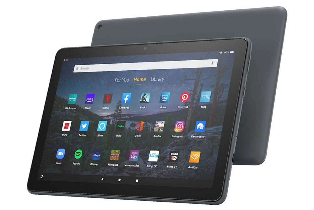 Amazon Fire HD 10 Tablet 2021 Edition