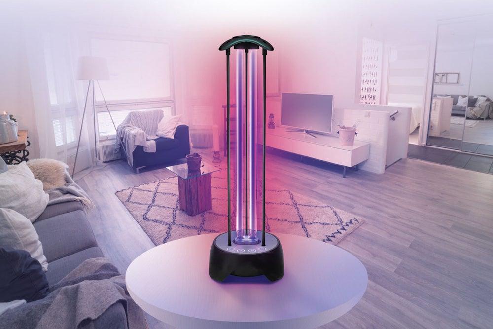FirstHealth™ Full Room UV-C Sterilizing Lamp with Motion Sensor