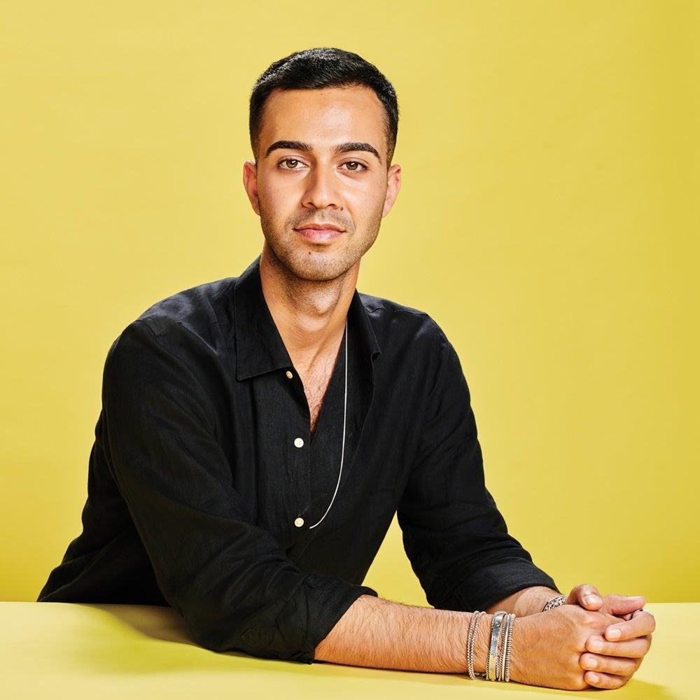 François Reihani, 25, Founder, La La Land Kind Cafe