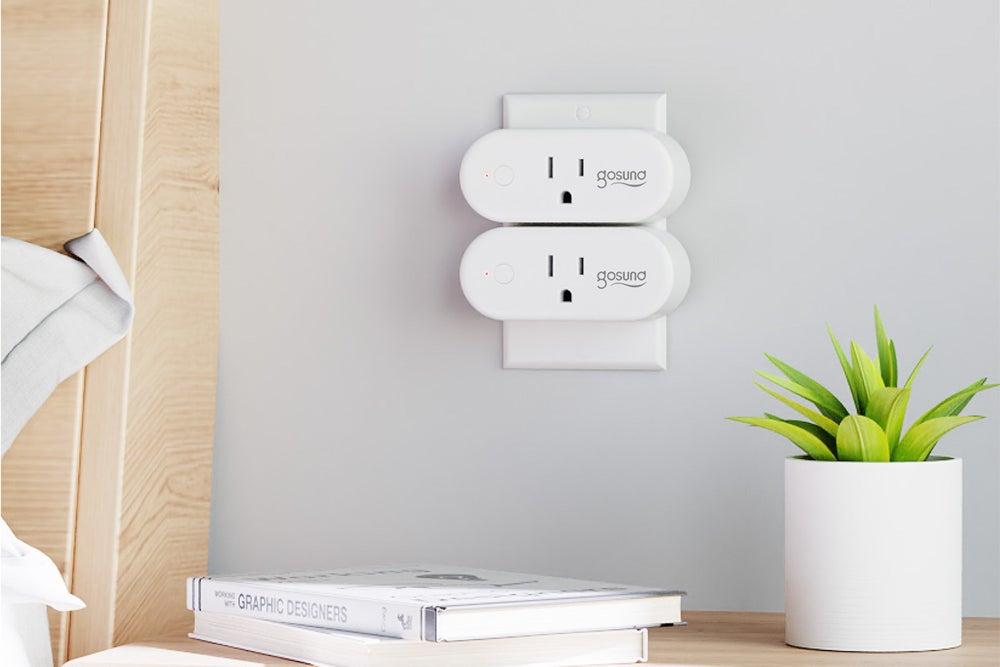 Gosund Homekit Smart WiFi Outlet (2-Pack)