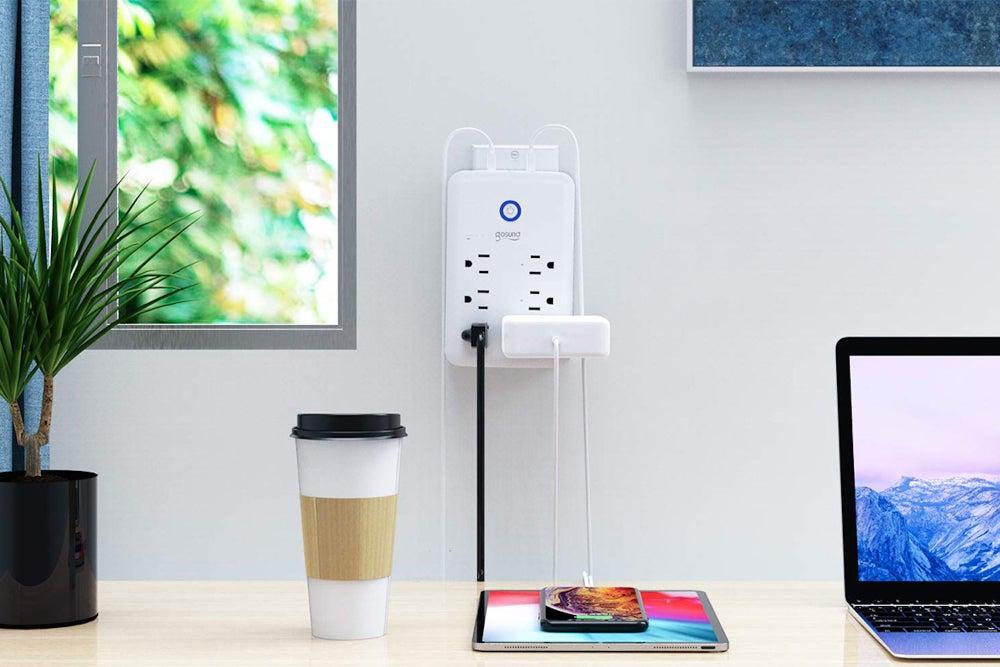 Gosund 3-USB Smart WiFi Outlet
