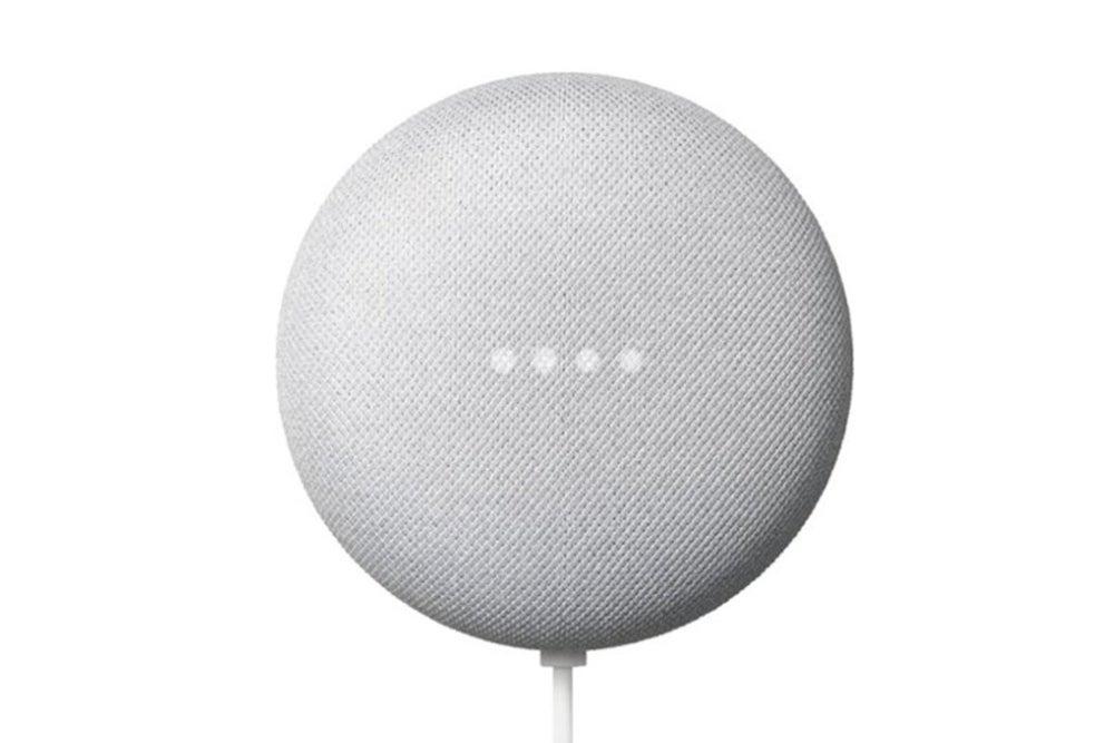 Google Nest Mini 2nd Gen Smart Speaker with Google Assistant