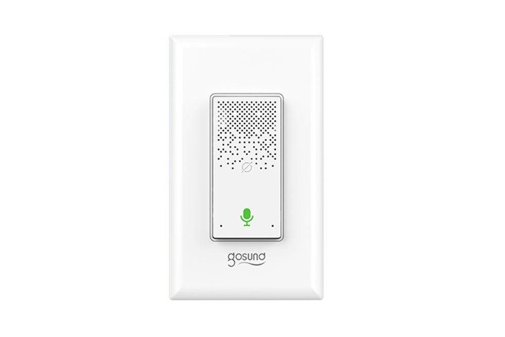 Gosund Smart WiFi Light Switch with Built-in Alexa