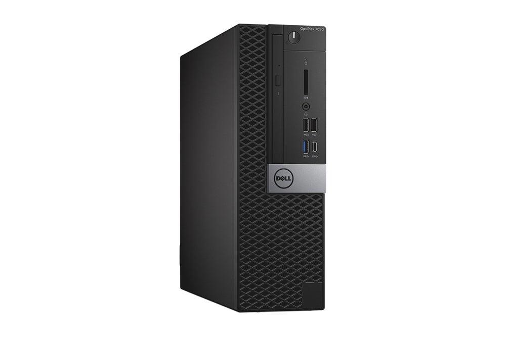 Dell OptiPlex 7050 SFF Tower Core i5, 256GB SSD - Black (Refurbished)