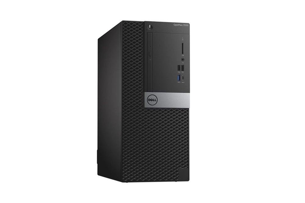 Dell OptiPlex 7050 Tower Core i7, 512GB SSD - Black (Refurbished)