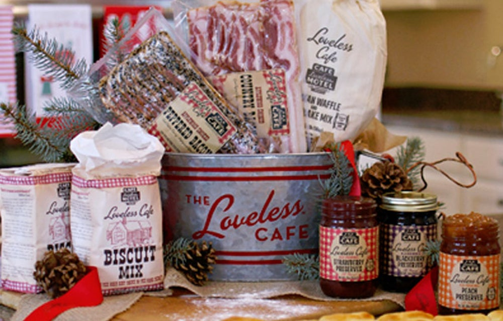 The Loveless Cafe's Season's Eatings Breakfast Tin