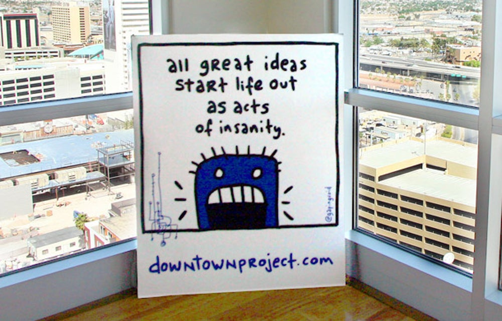 Downtown Project Inspiration