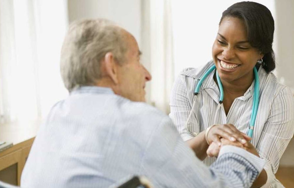 2. Personal care aides