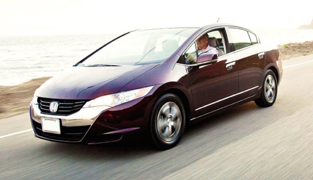 2010 Honda FCX Clarity FCEV