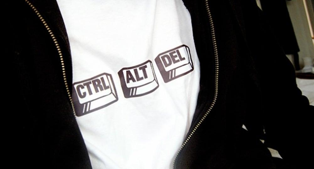The founder of Ctrl-Alt-Delete