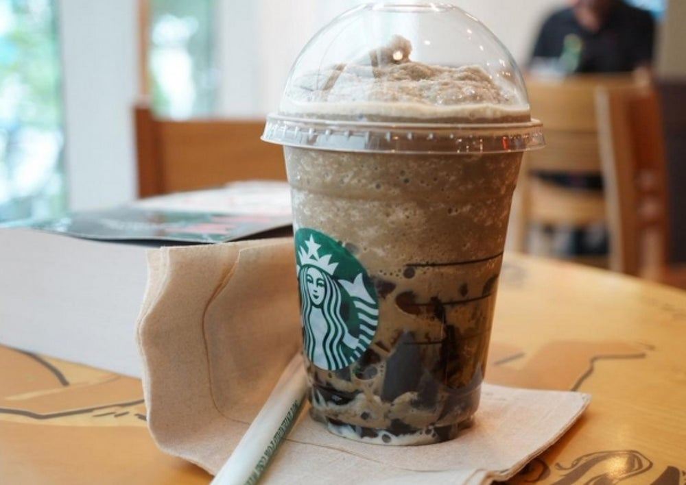 5. Hojicha Frappuccino with Earl Grey Jelly in Japan