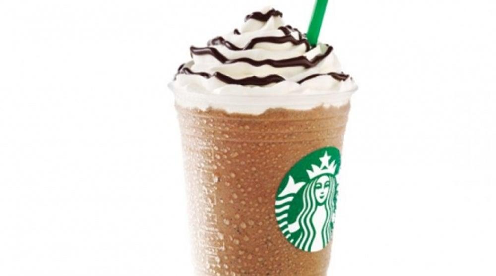6. Algarrobina Frappuccino in Peru