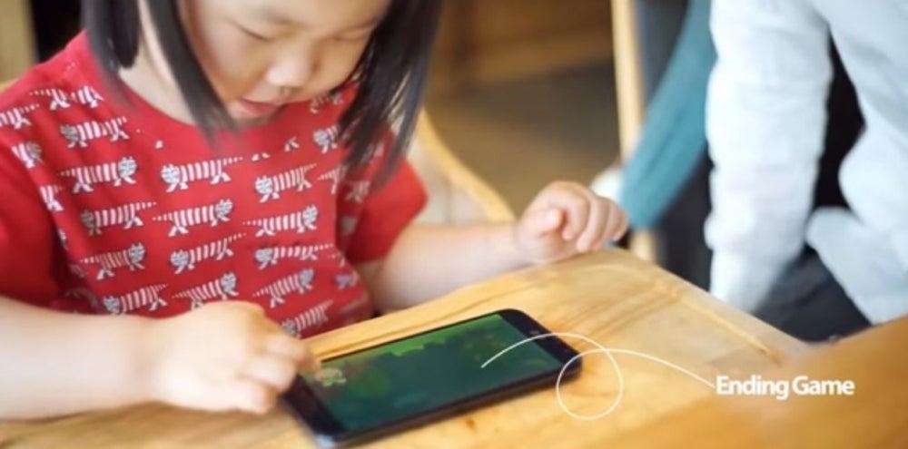 Time management … for children