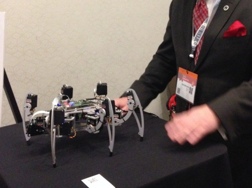 Building robot trust