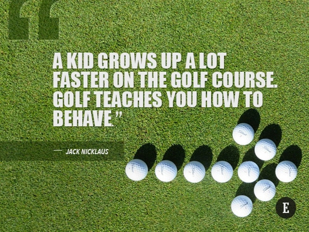 The Masters: 10 Inspirational Golf Quotes for Entrepreneurs