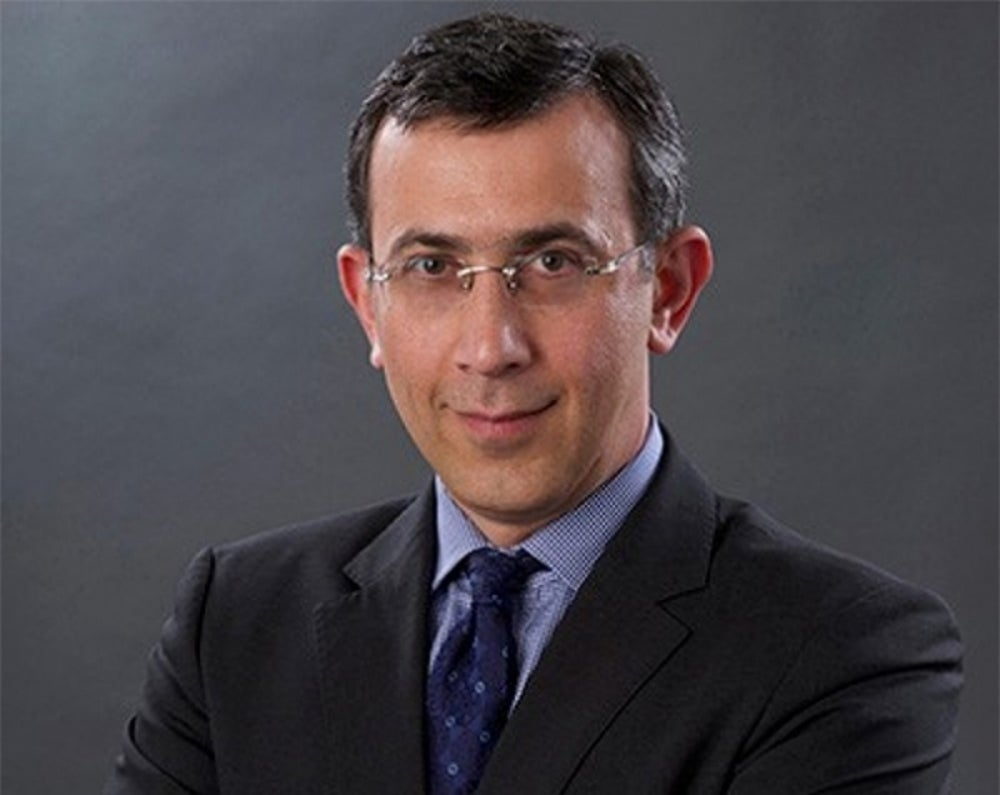 Al Jazeera America CEO Ehab Al Shihabi
