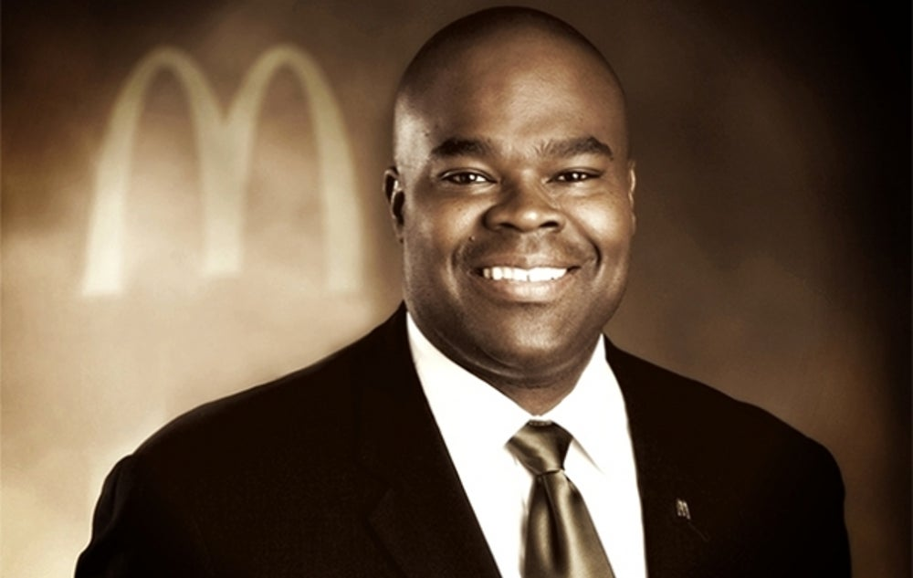 McDonald's CEO Don Thompson
