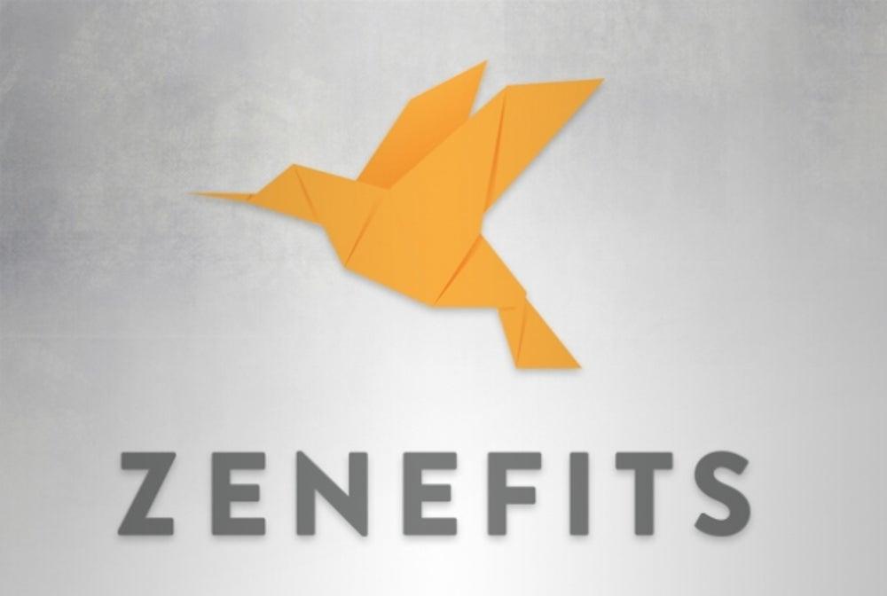 10. Zenefits