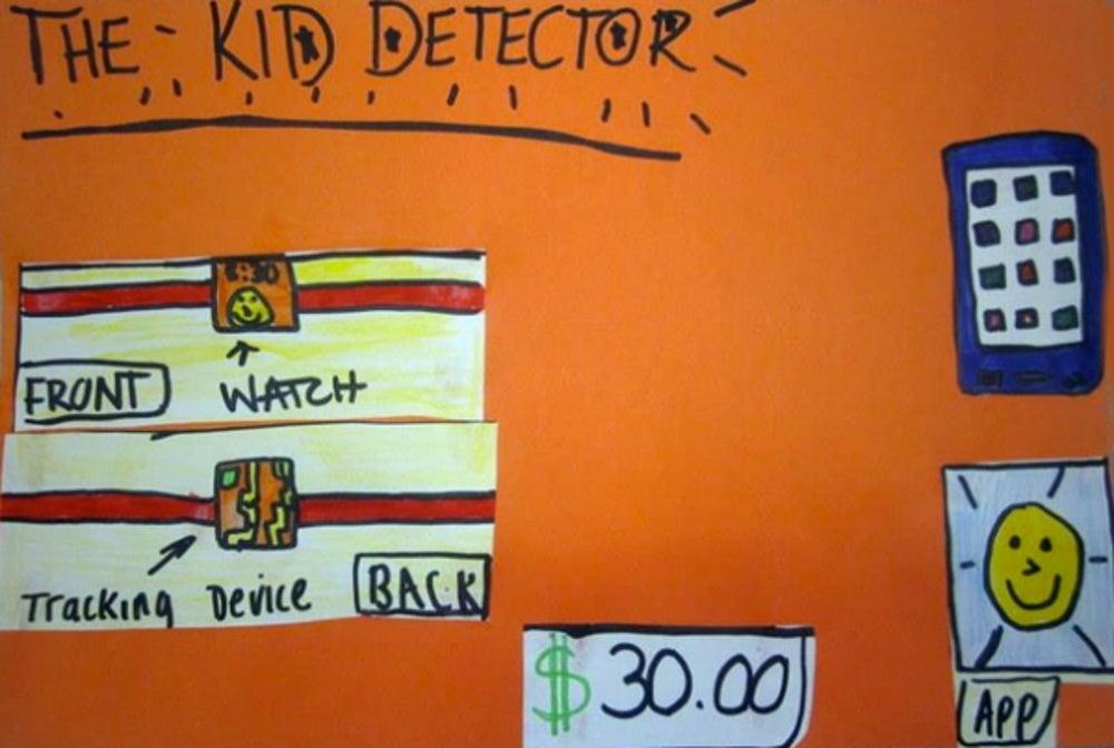 5) Kid Detector