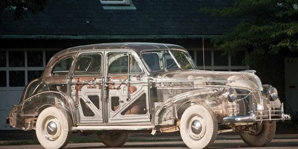 Pontiac 'Ghost Car'