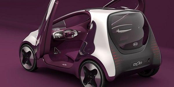 Kia Pop electric