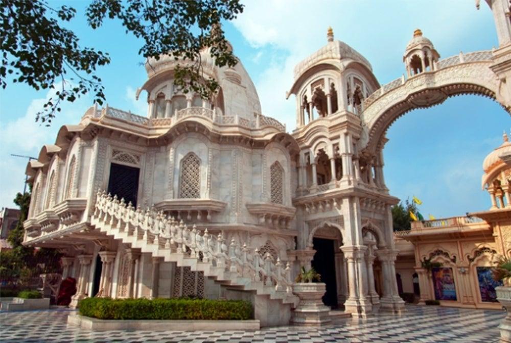 6. Vrindavan (India).
