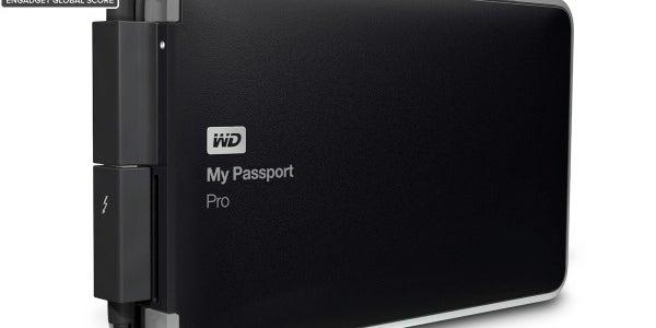 Western Digital My Passport Pro