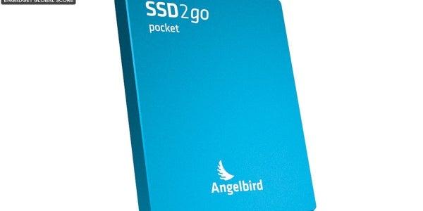 Angelbird SSD2go Pocket