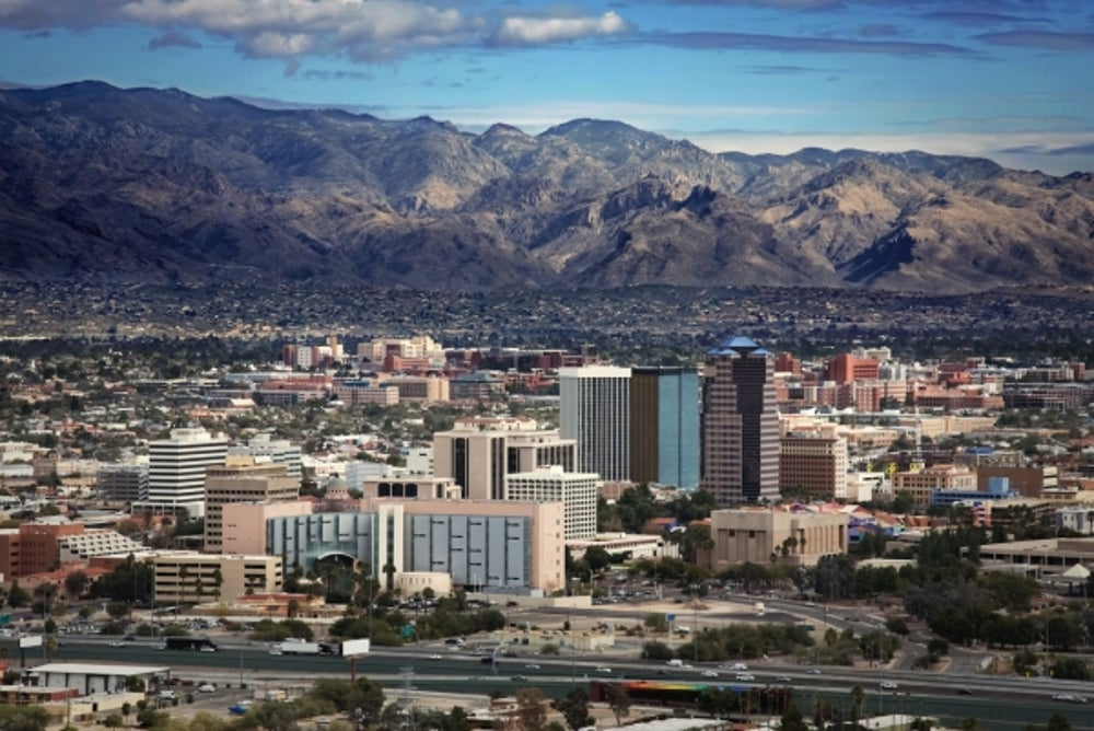 No. 4: Tucson, Arizona