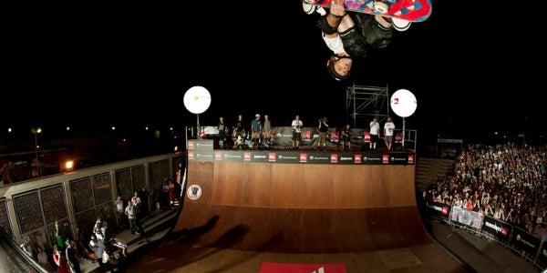 Entrepreneur and skateboarding icon Tony Hawk: Be yourself.