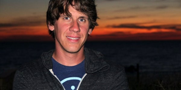 Foursquare founder Dennis Crowley: Don't just chase the money.