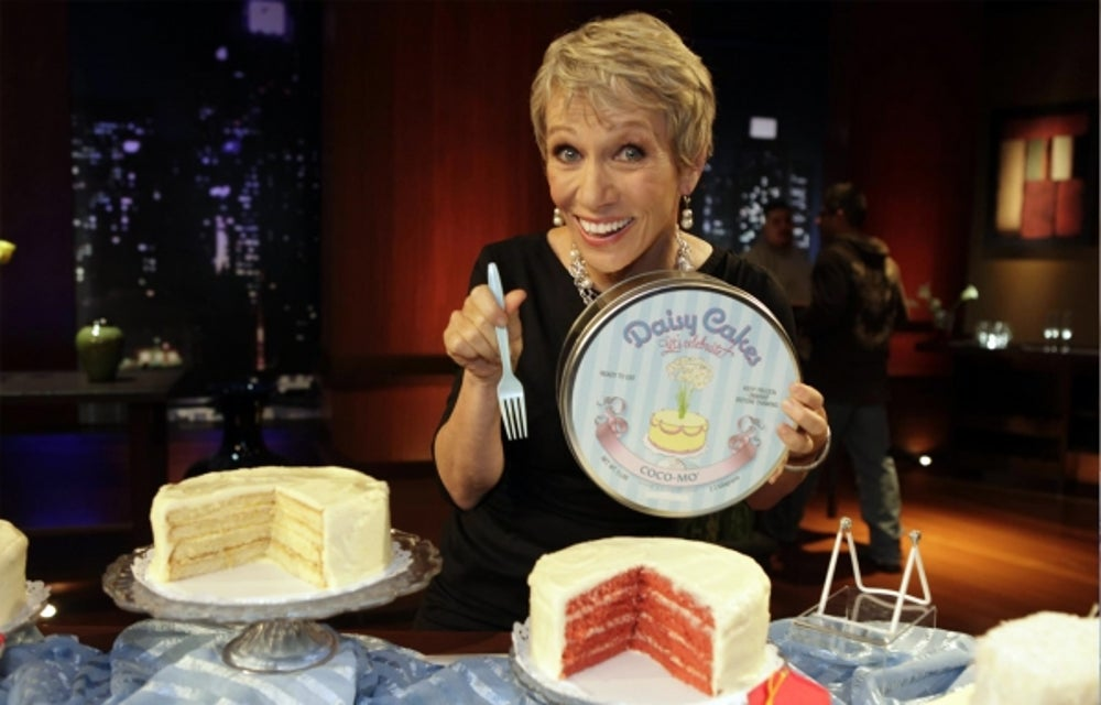 Real estate entrepreneur Barbara Corcoran: Rejection? Pssshhh.