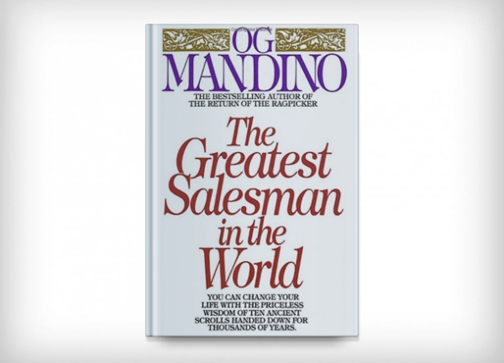 'The Greatest Salesman in the World' by Og Mandino