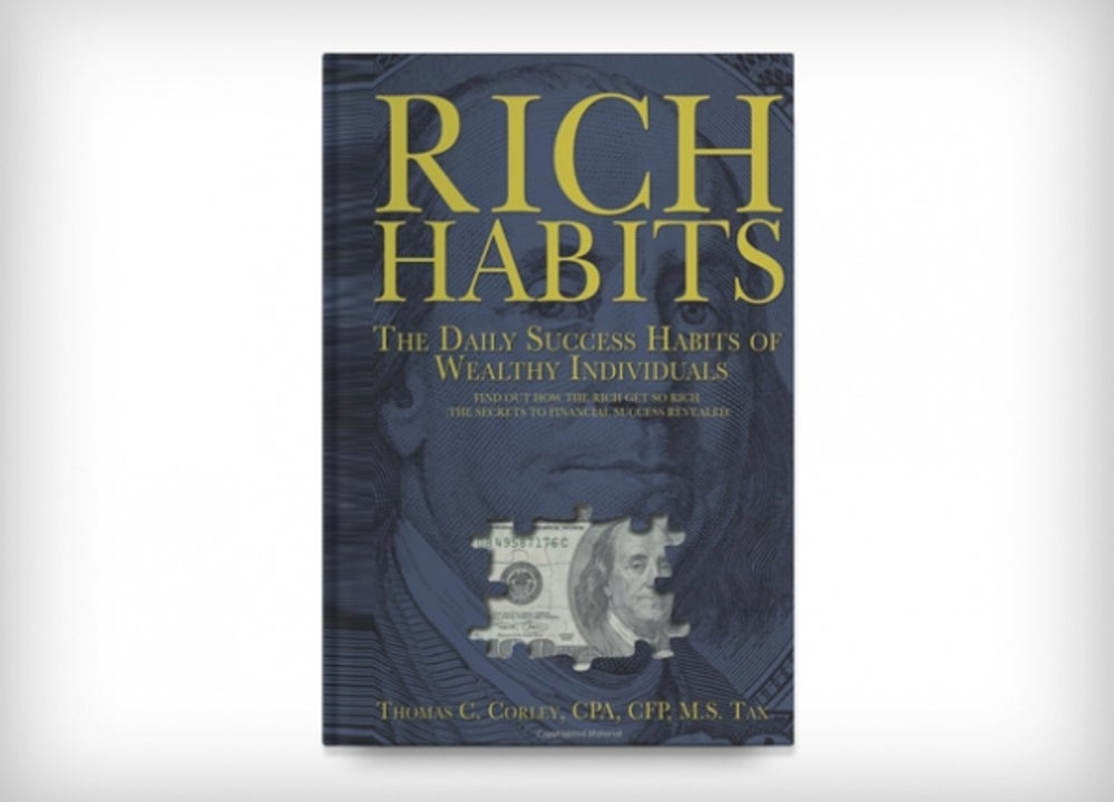 'Rich Habits: The Daily Success Habits of Wealthy Individuals' by Thomas Corley