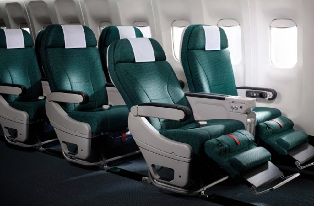 3. Cathay Pacific Airways