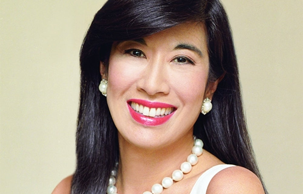 Andrea Jung, former CEO of AVON and president of Grameen America