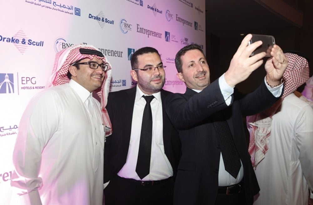 KSA Enterprise Agility Awards, Entrepreneur of the Year 2015