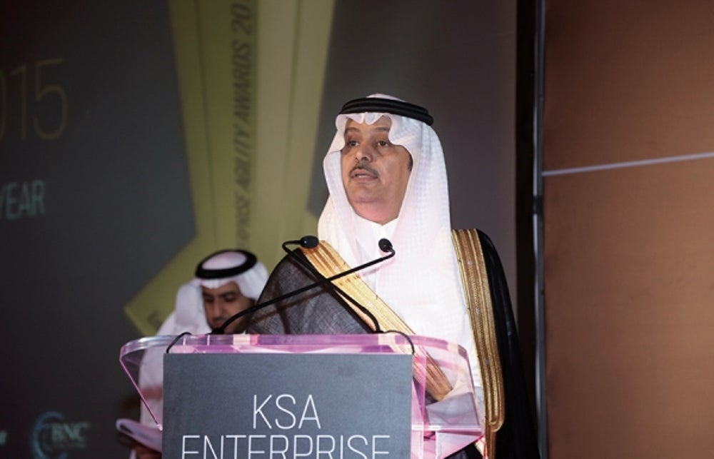 Riyadh Chamber of Commerce and Industry, Vice Chairman of the board of directors Mr. Khalid Abdulaziz S. Al-Mukairan