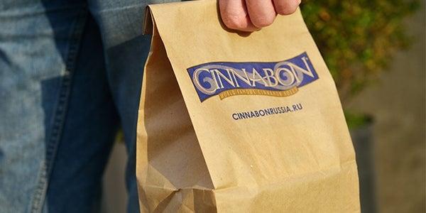 2. Cinnabon