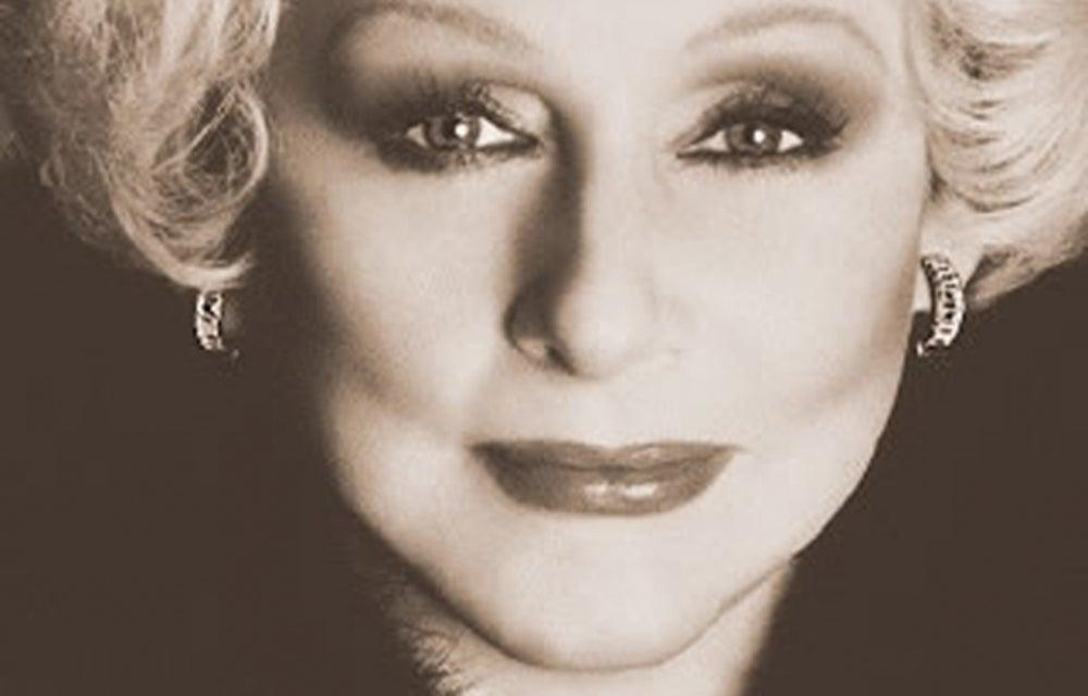 5. Mary Kay Ash, founder of Mary Kay cosmetics