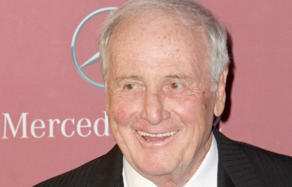 10. Former CEO of United Artists and film producer Jerry Weintraub