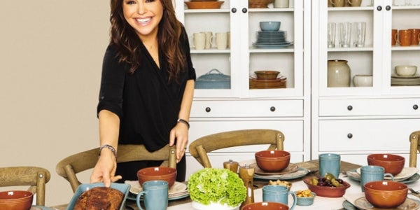 3. Rachael Ray, businesswoman and TV personality